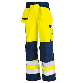 Pantalon Artisan haute visibilité - Blaklader - 15331860