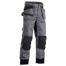 Pantalon artisan+ bicolore poches libre - Blaklader - 15041860