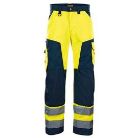 Pantalon haute visibilité  classe 2 - Blaklader - 15661811