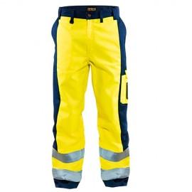 Pantalon haute visibilité Classe 2 - Blaklader - 15831860