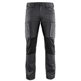 Pantalon Service avec panneaux Stretch - Blaklader - 14591845