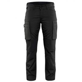 Pantalon Services Femme avec panneaux Stretch - Blaklader - 71591845