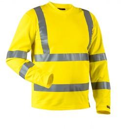 T-shirt manches longues haute visibilité - Blaklader - 33811070
