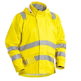 Veste de pluie ignifugée haute visibilité - Blaklader - 43032009