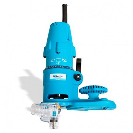 Affleureuse pince D. 6 mm - 450 W 230 V - AFL1 - Holzprofi