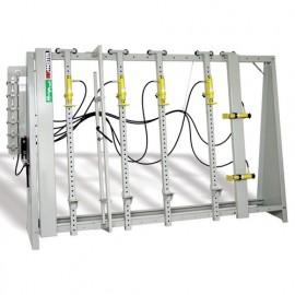 Presse à cadre hydraulique 2500 x 1500 mm - CAD3000HC - Holzprofi