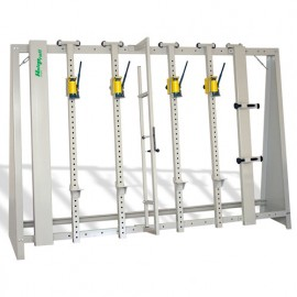 Presse à cadre manuelle à vérin 2500 x 1500 mm - CAD3000HM - Holzprofi
