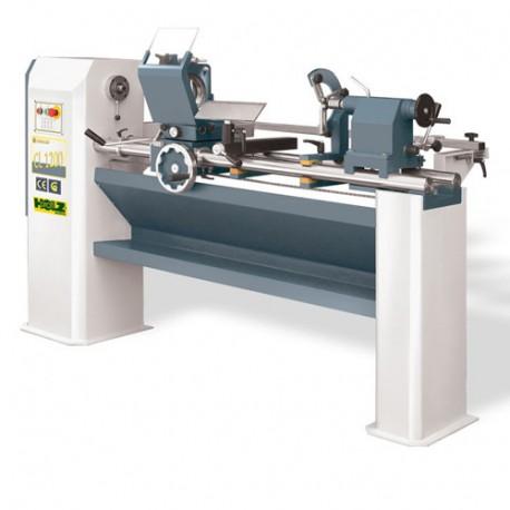 Tour à bois avec copieur 1200 mm - 1100 W 400 V - CL1200-TRI - Holzprofi
