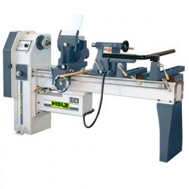 Tour à bois avec copieur 1270 mm - 1100 W 400 V - CL1201 - Holzprofi