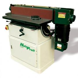 Ponceuse à bande oscillante L. 2740 x ht. 150 mm - 2200 W 400 V - ES6108-TRI - Holzprofi
