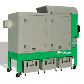 Groupe d'aspiration 3570 m3/h ATEX 360 L - 3700 W 400 V - GA500-SCA - Holzprofi
