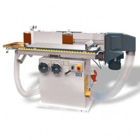 Ponceuse à bande oscillante L. 3000 x ht. 200 mm - 3000 W 400 V - PCHO3000 - Holzprofi