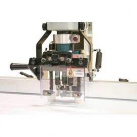 Dispositif de perçage de charnière invisible Blum pour perceuse multibroches PMB13 - PMB13-BLUM - Holzprofi