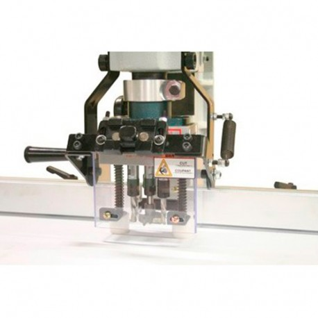Dispositif de perçage de charnière invisible Hettich pour perceuse multibroches PMB13 - PMB13-HETTICH - Holzprofi