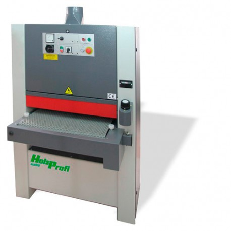 Ponceuse/finition large bande économique 430 mm - 4000 W 400 V - SPB430C - Holzprofi