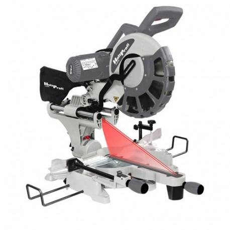 Scie à onglet radiale D. 305 mm - 2000 W 230 V - SRO305 - Holzprofi