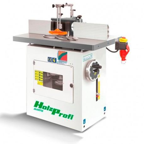 Toupie TO1004 alésage 30 mm - 3000 W 400 V - TO1004-TRI - Holzprofi