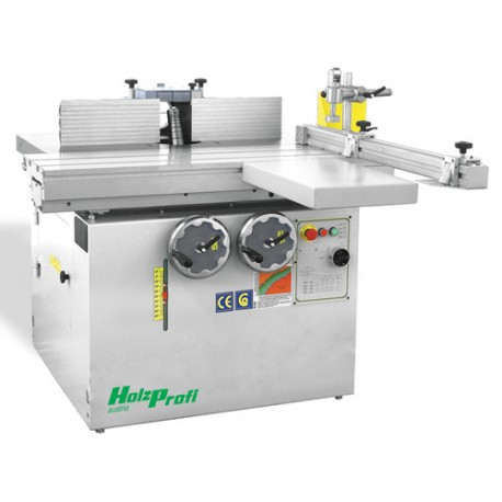 Toupie TO1150 alésage 30 mm - 4000 W 400 V - TO1150-TRI - Holzprofi