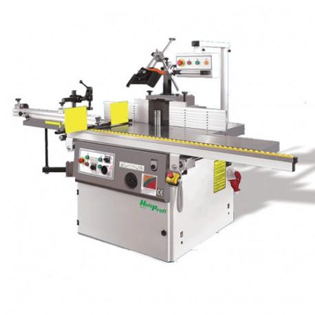 Toupie tenoneuse TOT2500EL alésage 50 mm - 4500/5500 W 400 V - TOT2500EL - Holzprofi