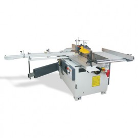 Toupie Scie avec inciseur - 2 x 2200 W 230 V - TSP2000E-MONO - Holzprofi