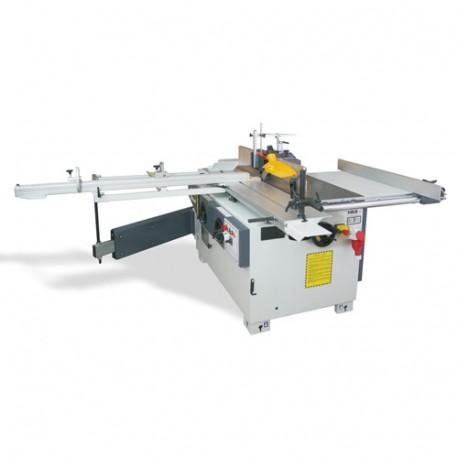 Toupie Scie avec inciseur - 2 x 3000 W 400 V - TSP2000E-TRI - Holzprofi
