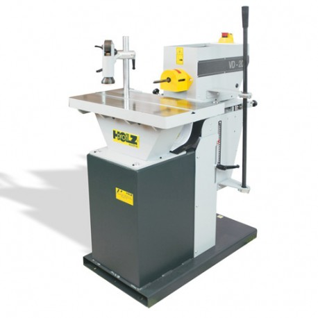 Mortaiseuse à mèche VD20RL - 2200 W 400 V - VD20RL - Holzprofi