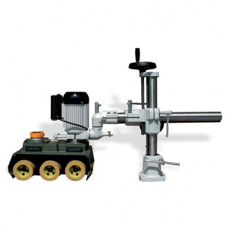 Entraîneur HP30L bras 1050 mm 3 rouleaux D. 120 mm - 750 W 400 V - VSHP30L - Holzprofi