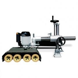 Entraîneur HP48L bras 1050 mm, triphasé - VSHP48L - Holzprofi