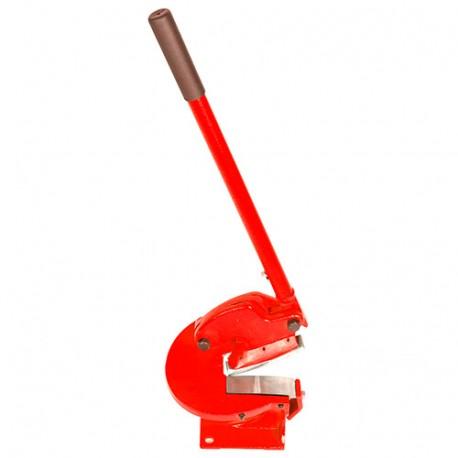 Cisaille à tôle manuelle l.70 mm avec levier 460 mm - HS100FLEX HOLZMANN