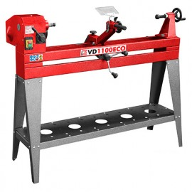 Tour à bois à copier L. 1000 mm 400V - 750 W - VD1100ECO-400V HOLZMANN