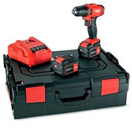 Perceuse / visseuse sans fil 10.8 V 4 Ah DD 2G 10.8-LD avec deux batteries en coffret L-Boxx - 418064 - Flex