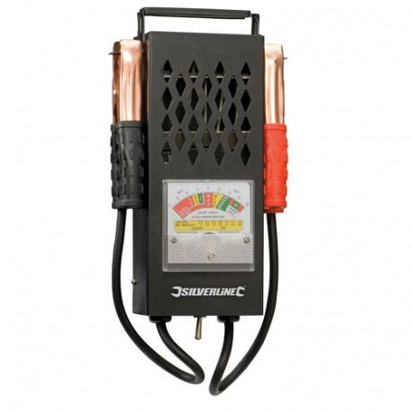 Testeur de batterie et de système de charge 6 V et 12 V - 282625
