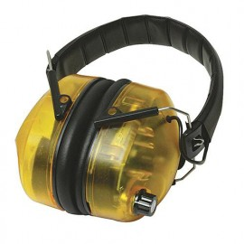 Casque anti-bruit électronique SNR 30 dB - 659862