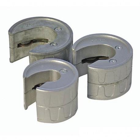 Jeu de 3 coupe-tubes compacts D. 15, 22 et 28 mm - 675292