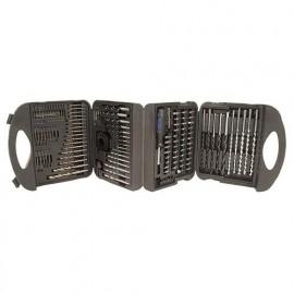 Mallette de 126 accessoires pour perceuse/visseuse - 868871