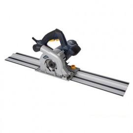 Scie plongeante compacte D. 110 mm, 230 V 1050 W avec rail de guidage 700 mm GTS1500 - 936962