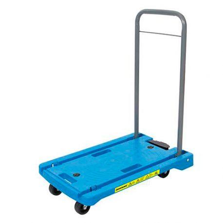Chariot plateforme en polypropylène 100 Kg - 950179