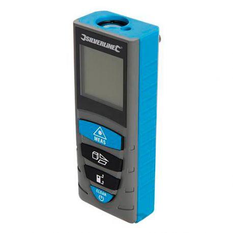 Télémètre laser 40 M à 2 piles AAA - 727787