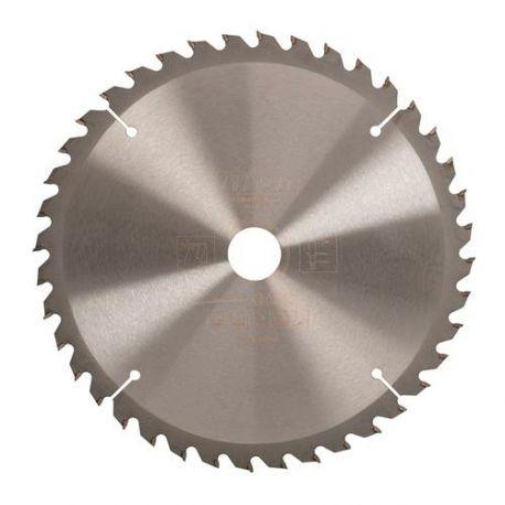 Lame de scie circulaire D. 250 x 30 mm x Z : 40 dents - 617338