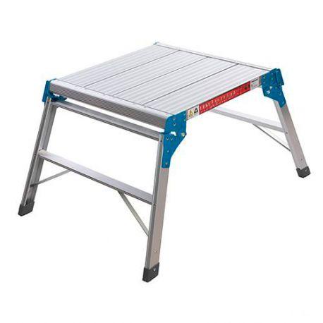 Escabeau plateforme carré 150 Kg - 600905