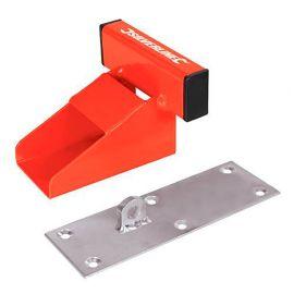 Serrure anti-soulèvement pour porte de garage l. 150 mm - 538487