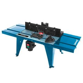 Table de défonceuse avec guide 850 x 330 mm - 460793