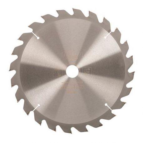 Lame de scie circulaire D. 300 x 30 mm x Z : 24 dents - 429232
