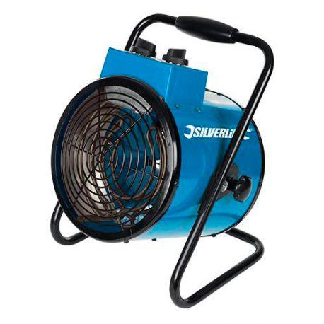 Chauffage électrique soufflant d'atelier 230 V 2000 W - 300316