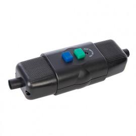 Disjoncteur différentiel en ligne pour extérieur 16 A 230 V - 50 Hz