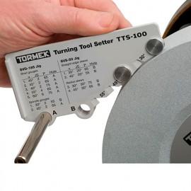 Positionneur pour outils de tournage - Tormek - TTS-100