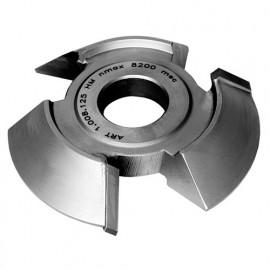 Fraise chanfrein 45° HM dessous D. 160 x Ht. 30 x Al. 50 mm x Z 3 - MFLS - FRAI0065