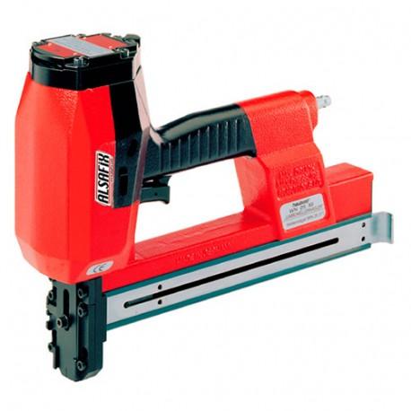 Agrafeuse pneumatique pour attaches croco 35/25 P1 en Box-2 - 033349B - Alsafix