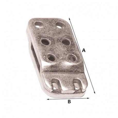 Assembleur pour cadre DUO 46/15 (L x l) 46 x 15 mm - AL-137K041 - Alsafix