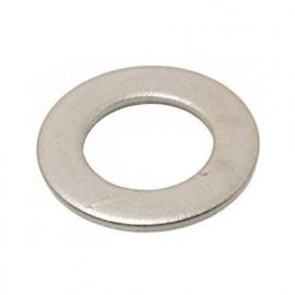 100 rondelles INOX A4 M8 - RONM08A4 - Alsafix